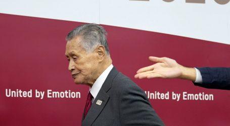 Seksistički komentari: Šef Olimpijskih igara Tokio 2020 podnio ostavku