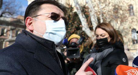 """Luka Burilović: """"Ne smatram da sam se cijepio preko reda, sa svim bolestima koje imam"""""""
