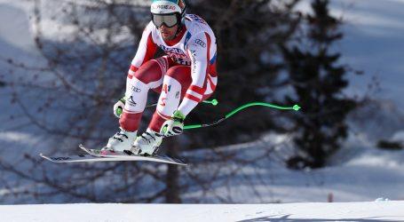SP alpsko skijanje: Kriechmayru drugo zlato