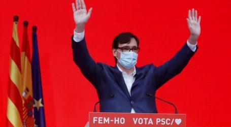 Socijalistima tijesna pobjeda u Kataloniji, separatistima većina mjesta u parlamentu