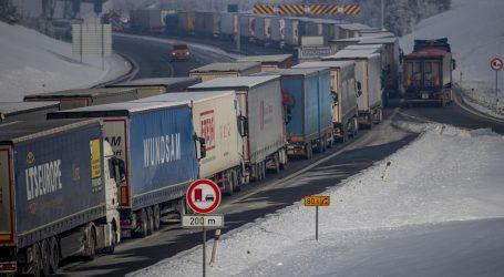 Veliki zastoji u prometu: Češka zatražila od Njemačke da ublaži granične kontrole