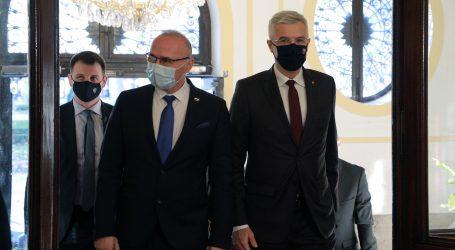 """Slovački ministar: """"Nadam se da će Slovaci moći ljetovati u Hrvatskoj"""""""