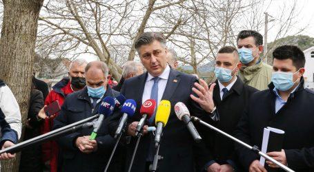 """Plenković: """"Oporba može tražiti Medvedovu ostavku, ali neće uspjeti"""""""