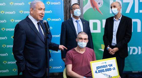 Izrael je svjetski prvak u cijepljenju, sad uvode covid-bedževe