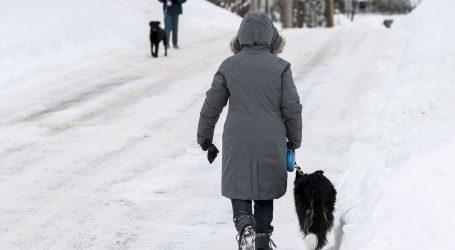 Više od 70 posto SAD-a pod snijegom: Milijuni ljudi bez struje, više od 20 osoba izgubilo živote