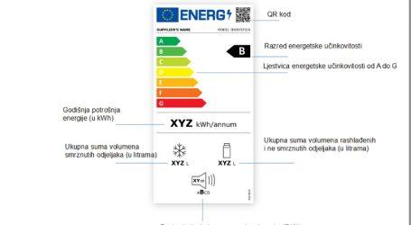 Od 1. ožujka i u Hrvatskoj nova generacija energetskih oznaka na kućanskim aparatima
