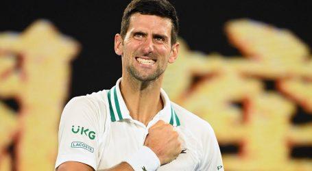 Australian Open: Novak Đoković prvi finalist