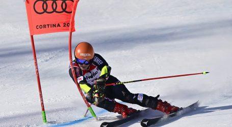 SP alpsko skijanje: Zubčić tek 11. u prvoj vožnji, vodi Pinturault