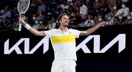 Australian Open: Medvjedev protiv Đokovića za trofej
