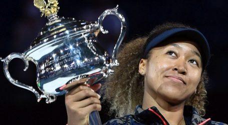 Drugi naslov na Australian Openu za Naomi Osaku