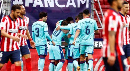 Primera: Levante pobijedio vodeći Atletico