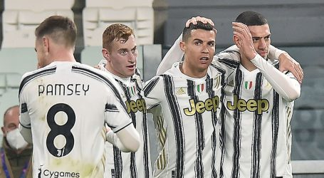 Juventus pobjedom nad Crotoneom skočio na treće mjesto