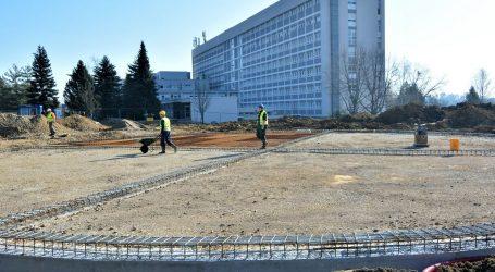 Gradi se helidrom kod karlovačke bolnice uz donaciju SAD-a