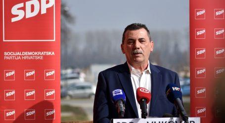 SDP za gradonačelnika Vukovara kandidirao bivšeg člana Stožera za obranu hrvatskog Vukovara