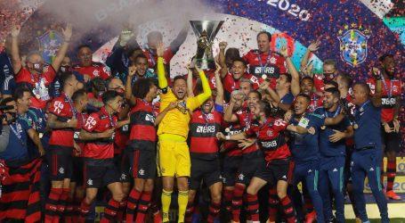 Flamengo, unatoč porazu, postao brazilski prvak drugu godinu zaredom
