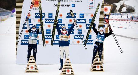 Svjetsko prvenstvo u nordijskom skijanju: Slavili Norvežanka Johaug i Rus Boljšunov