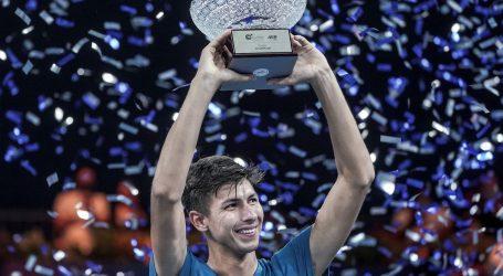 ATP Singapur: Premijerni naslov Popyrina koji je u polufinalu izbacio Čilića