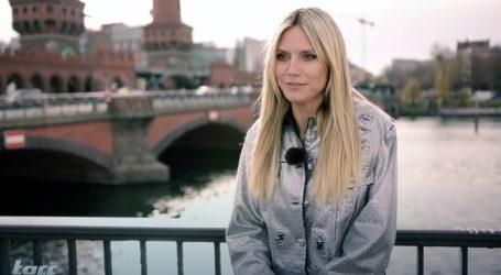 Heidi Klum zauzeta radom na šou-programu Next Topmodel