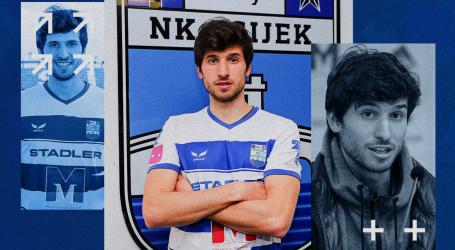 Jevhen Čeberko novi igrač Osijeka