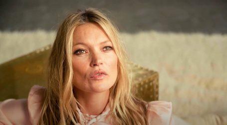 Pogled unatrag: Manekenka Kate Moss na početku karijere nije očekivala da će postati slavna