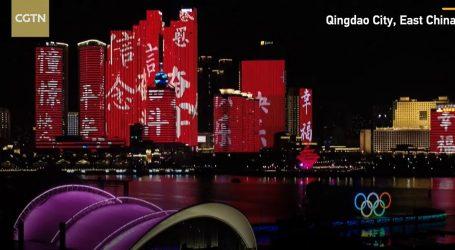 Kineski gradovi uložili mnogo truda u uređenje za Proljetni festival
