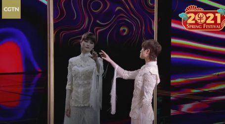 Kineska Nova godina: Digitalni glazbeno-modni šou za televizijske gledatelje