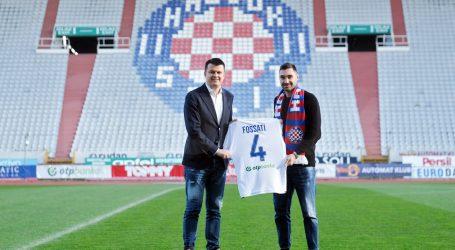 Marco Fossati stigao na posudbu u Hajduk