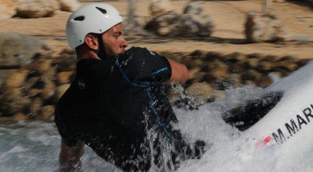 Kanuisti Matija Marinić i Ren Korpes pripremaju se za Olimpijske igre u Ujedinjenim Arapskim Emiratima