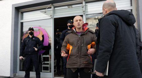 'Što mogu izgubiti?': Otvorio teretanu na Trešnjevci, odvela ga policija