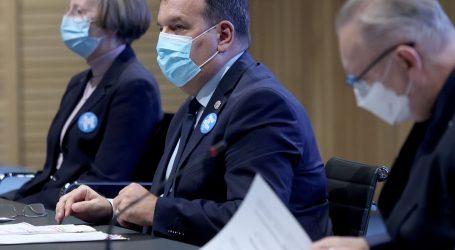 """Beroš: """"Prema istraživanjima, britanski soj virusa prisutan u 47 zemalja"""""""
