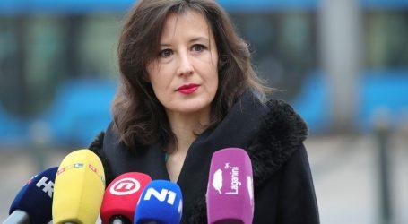 """Dalija Orešković: """"Tražimo ostavke ključnih ljudi u borbi protiv korone i to zbog cijepljenja preko reda"""""""