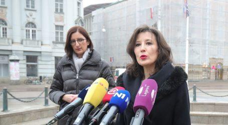 """Dalija Orešković i Marijana Puljak: """"Nezadovoljstvo radom HGK ne smije se tolerirati"""""""