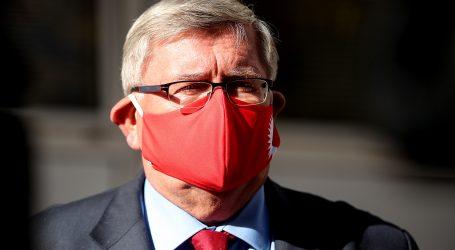 Obersnel zadovoljan zbog odbacivanja prijave u vezi s EPK, nezadovoljan medijima