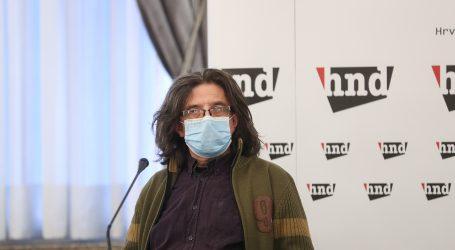 HND osudio pritiske na novinare Glasa Istre