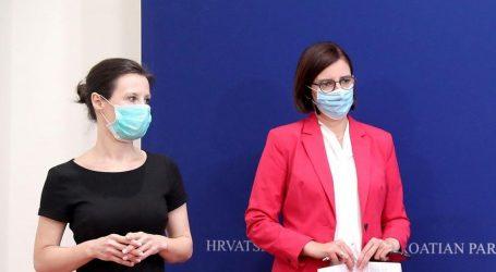 Dalija Orešković i Marijana Puljak podržale prosvjed poduzetnika