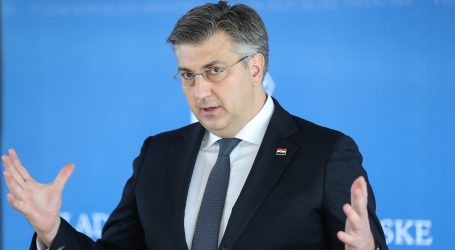 """Plenković: """"Ako situacija bude ovakva idemo u dodatno popuštanje mjera 1. ožujka"""""""