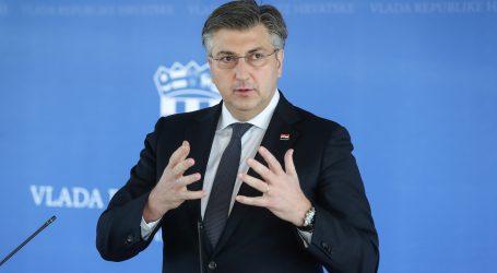 Premijer Plenković izrazio sućut obitelji umrlog Dragutina Drka