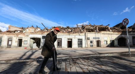 U sisačkoj županiji prijavljeno gotovo 35 tisuća oštećenih stambenih objekata