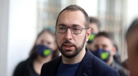 """HDZ napao Tomaševića: """"Zajapurenom malicioznošću uspio je stići dvojicu najpoznatijih zlih proroka SDP-a"""""""