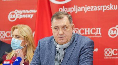 """Dodik: """"Srbi imaju više samopouzdanja nego ikad"""""""