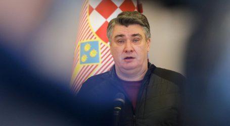 """Predsjednik Milanović: """"Vršnjačko nasilje ne smije postati uobičajen način ponašanja!"""""""