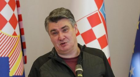 """Milanović: B.a.B.e. su """"logičarke"""" i """"punomoćnici Ume Thurman"""""""
