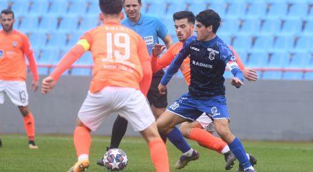 Šibenik i Varaždin u prilikama siromašnom dvoboju odigrali bez golova