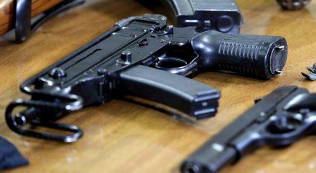 Kazneno prijavljen zbog nedozvoljenog posjedovanja oružja i eksploziva