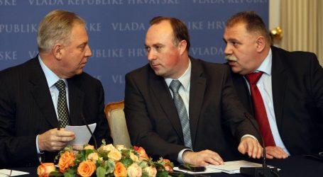 POLITICAL REPORT IZ VELJAČE 2009: Poduzetnička izdaja Sanadera