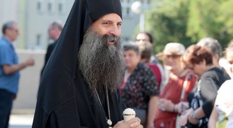 """Episkop Jovan: """"Patrijarh Porfirije iz manastira Jasenovac poručuje da identitet srpskog naroda čine kosovski i jasenovački zavjet"""""""