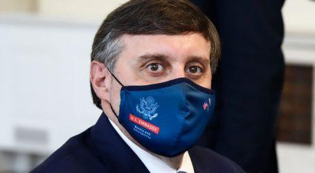 """Matthew Palmer: """"I nova američka administracija od BiH očekuje reforme"""""""