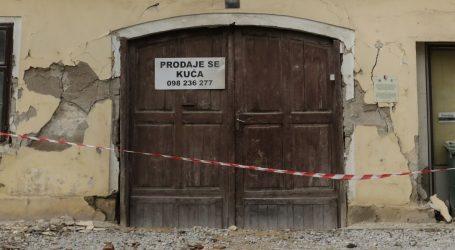 Sisačko-moslavačka županija: Dosad prijavljeno više od 37 tisuća oštećenih objekata