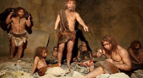 KRAPINSKA MUZEJSKA SENZACIJA: Hi-tech oživio neandertalce