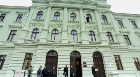 Policija intenzivno traži osobu koja je nazvala osječki sud i lagala da je u zgradu postavljena bomba
